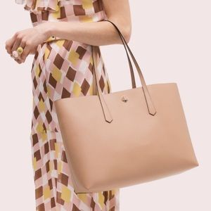 Kate Spade Molly work tote large